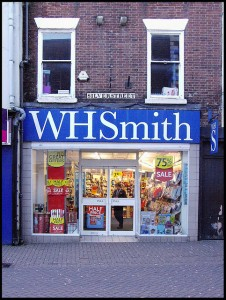 "WHSmith is ""crowded"" with ""limited stock"", according to consumers. Image via Flickr"
