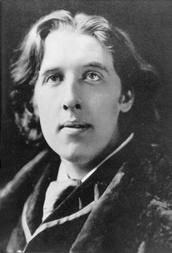 Oscar Wilde would have some thoughts about the new ban on prisoners receiving books in the mail. He was enormously grateful to a jailer who bent the rules, allowing him to read and write while in prison. Image via Wikimedia.