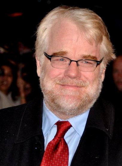 A book advertisement that referred to the death of Philip Seymour Hoffman was too provocative for the UK, thereby proving the book's point.