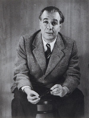 We've all got World Cup fever, but Borges would remind us that it's not all beauty and fun.