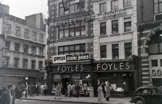 Foyles was founded in 1903.