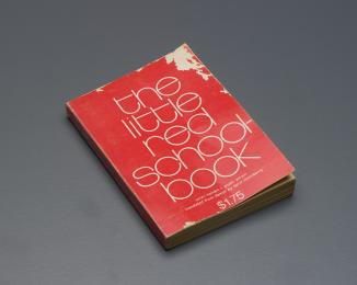 """""""The Little Red Schoolbook"""" is back! Expect playground sit-downs, principled truculence, children confronting you about masturbation..."""