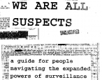 Libraries offer alternatives to our culture of surveillance