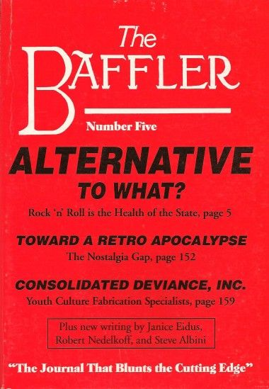 Rejoice! Baffler archives to baffle the internet