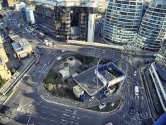 Old Street: the Silicon Roundabout, image via Flickr