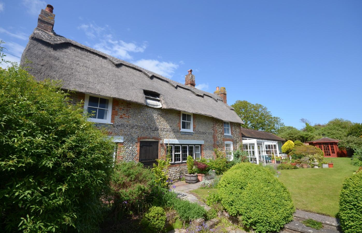 """""""Little lamb, who crowd-funded thee?"""" The ongoing saga of William Blake's cottage"""