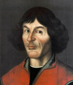 He knew it had to be somewhere. Image of Nicolaus Copernicus via Wikipedia.