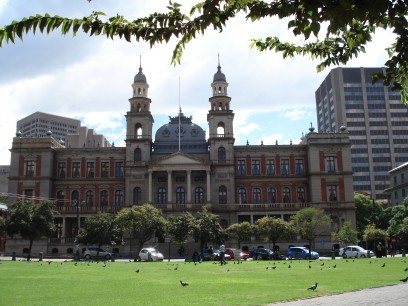 The Palace of Justice in Pretoria, South Africa © Cvanrooyen / via Wikipedia