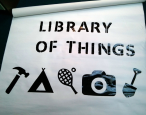 "In the spirit of the ""sharing economy,"" the Sacramento Public Library launches a ""Library of Things"""