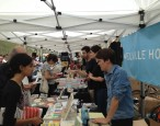 Scenes from the 2014 Brooklyn Book Fair