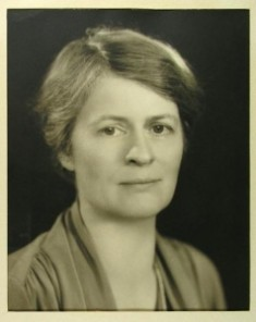 May Massee, the editor of the Madeline books by Ludwig Bemelmans.