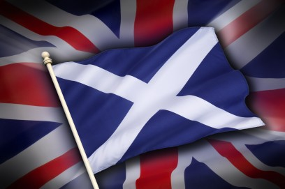 A 300-year old poem in favor of union between Scotland and England has gone on sale. © Steve Allen / via Shutterstock