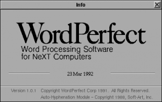 More like WordImPerfect