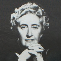 Agatha Christie via Wikipedia