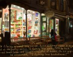 One man's journey to commemorate the greatest bookstores in the world