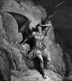 Gustave Dore: the best Satanic colorer there ever was. Image via Wikipedia.