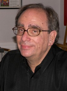 R. L. Stine (via Wikipedia)
