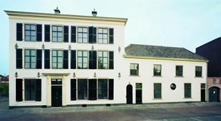 De Geus's headquarters in Breda. Image from WorldEditions.org.