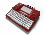 """The typewriter that backs up your work in Dropbox: the """"Hemingwrite"""""""
