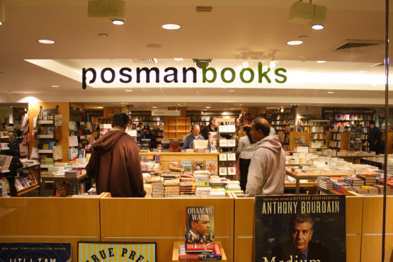 Posman Books squeezed out of Grand Central