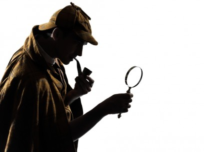 A Sherlock Holmes film has been rediscovered in France. © ostill / via Shutterstock