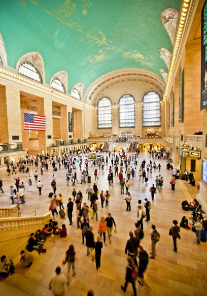 Posman Books is being forced out of its location at Grand Central Terminal. ©Stuart Monk / via Shutterstock