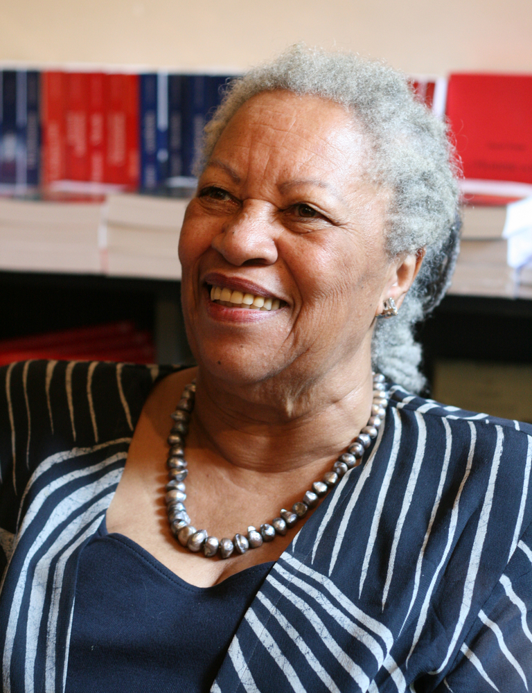 Toni Morrison archives going to Princeton's library collection