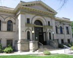 The origins of funding and architecture for Carnegie's libraries