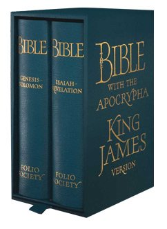 The Folio Society Determines That The Bible Is The Most