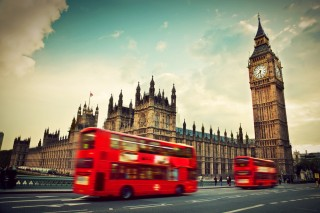 Penguin Random House offices in France and Germany are headed to London in 2015. Photo via Shutterstock.