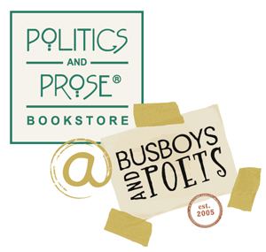 Two DC institutions are teaming up, and new bookstores are opening up. Image via Politics and Prose.