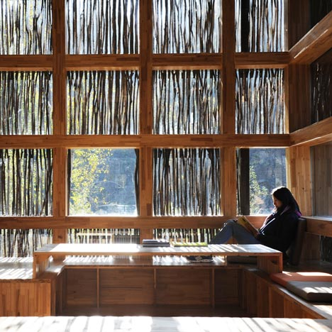 Liyuan Library: a destination haven near Beijing