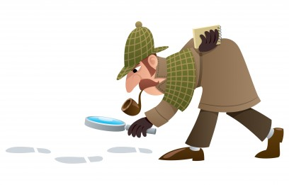Sherlock Holmes is in the public domain and fair game for fan fiction & adaptations. ©Malchev / via Shutterstock