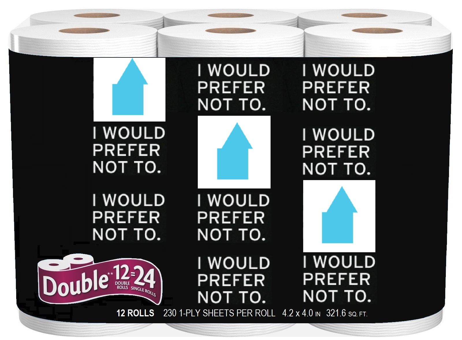 Amazon gets into the diaper business; Melville House gets into the toilet paper business