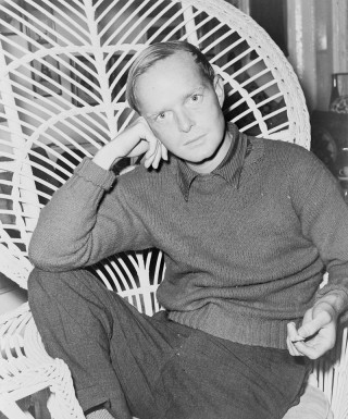 In Cold Blood is considered a masterpiece, but new records have been cleared for release that could challenge Truman Capote's version of events. 1959 image of Capote via Wikimedia