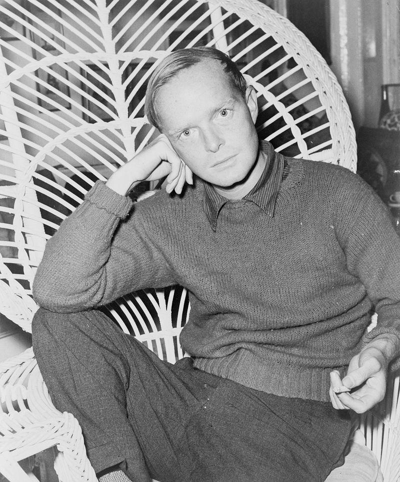 truman capote research Documents originally held by the kansas bureau of investigations suggest writer truman capote enhanced the truth in his famous non-fiction book.
