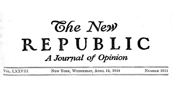 A case for how The New Republic was overwhelmed by changes in politics, not media