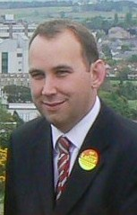 Scottish MP Thomas Docherty © Scottish Labour / via Wikipedia