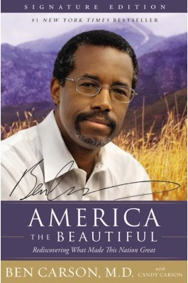 Ben Carson's America the Beautiful: now with 100% less plagiarism, 100% more foil-stamped signature