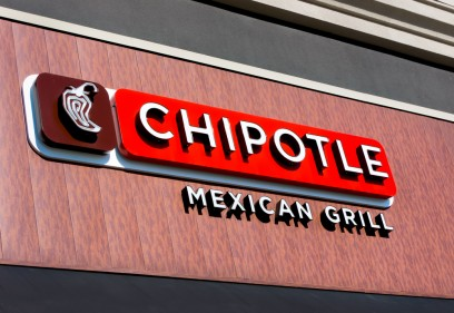 Chipotle has announced a new roster of authors for its Cultivating Thought series. © Ken Wolter / via Shutterstock
