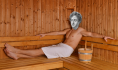 Lord Byron would have liked the sauna