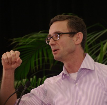 Chuck Palahniuk has released an excerpt from his upcoming Fight Club sequel. © Roferbia / via Wikimedia Commons