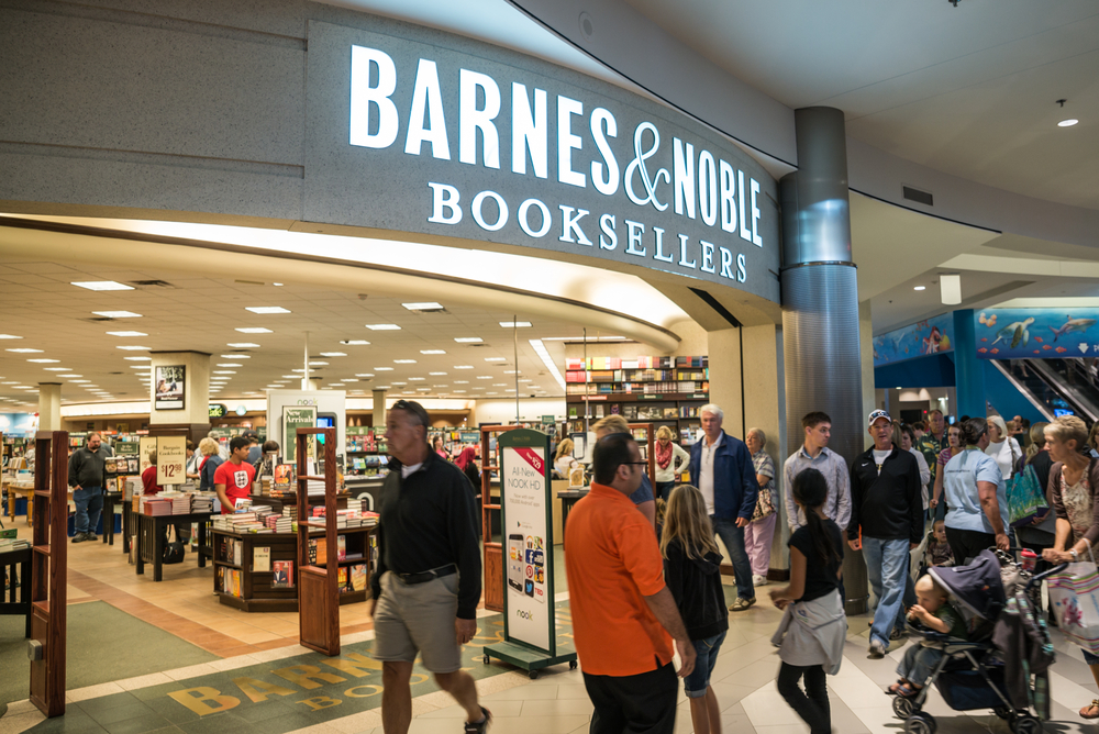 Barnes & Noble creates a new college bookstore business, B&N Education