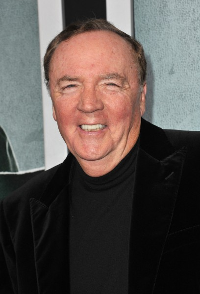 James Patterson will donate $1.25 million to school libraries. © Featureflash / via Shutterstock