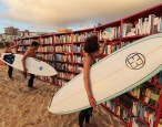 Dreaming of summer? Check out these beach libraries from around the world