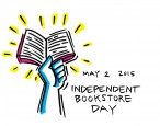 What I did on Indie Bookstore Day