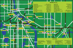 The Twin Cities is filled with great indies, and they're all here in one handy map.