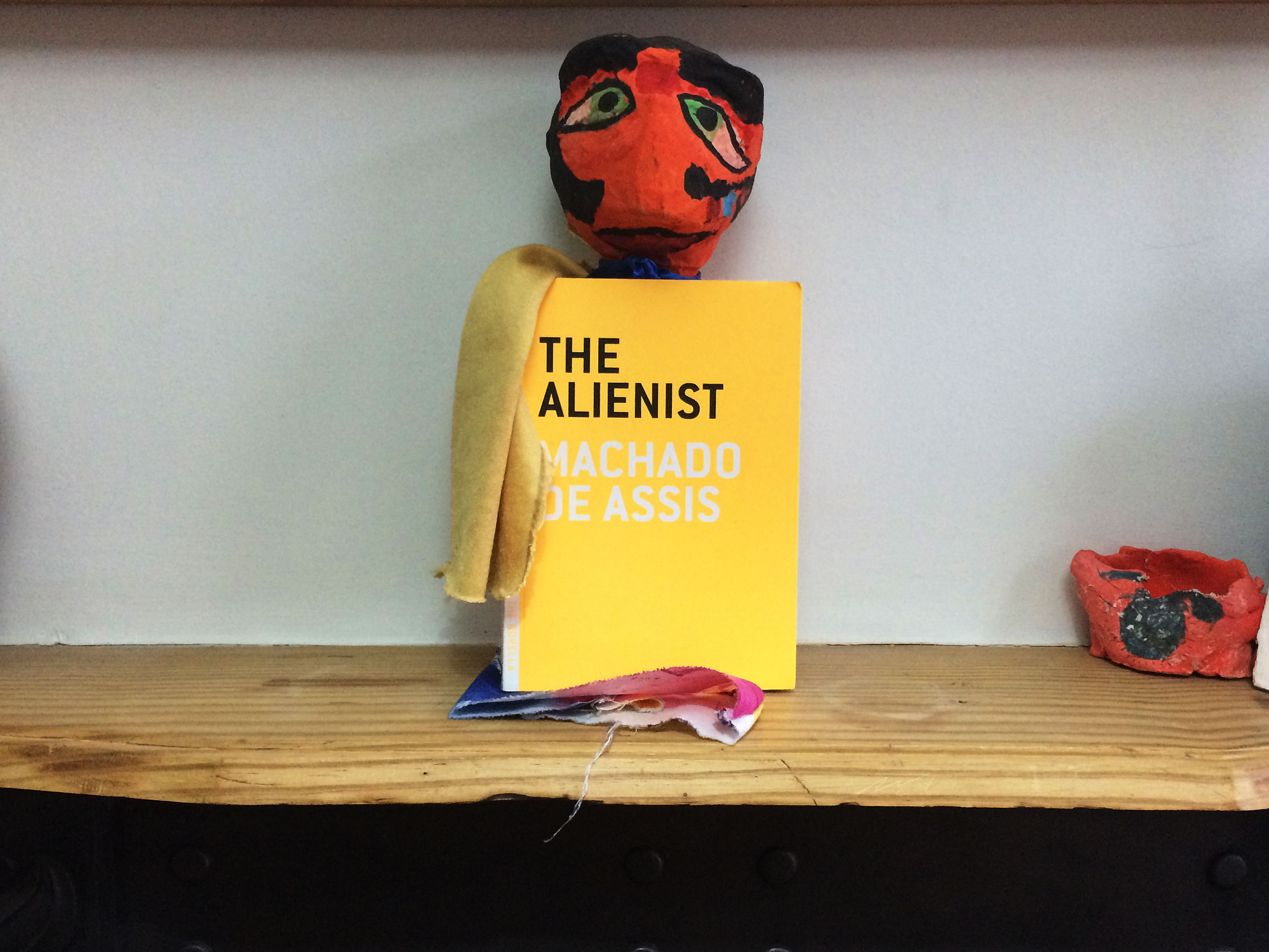 The Art of the Novella challenge 21: The Alienist