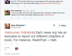 "New York Times Public Editor responds to questions about the paper's ""exclusive"" deal with book author"