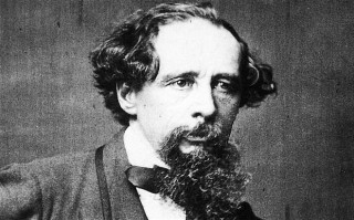The Master of the Serialized Novel, the Poet Laureate of Charming British Orphans, the Godfather of Two For Tuesday, the Original Chuck D himself, Charles Dickens.